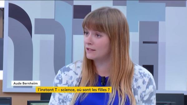 L'instant T d'Aude Bernheim, au secours de l'intelligence artificielle
