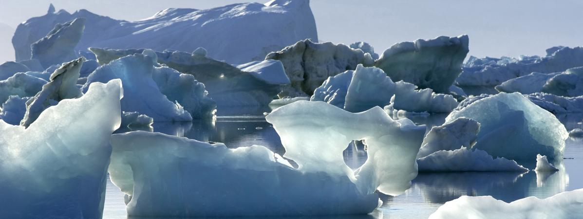 """""""Ça fait peur"""" : des chercheurs ont calculé la fonte du Groenland depuis 1972"""