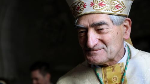 """Ordination des hommes mariés: l'archevêque d'Aix-en-Provence """"tout à fait favorable si l'évolution de notre Eglise le permet"""""""