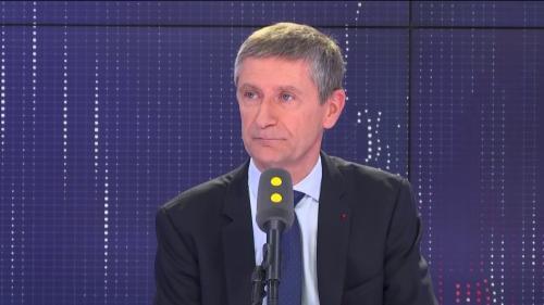 """""""La priorité c'est que les retraités gardent leur pouvoir d'achat"""", estime Frédéric Péchenard"""