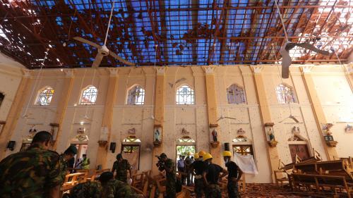 Sri Lanka: le groupe Etat islamique revendique les attentats via son organe de propagande