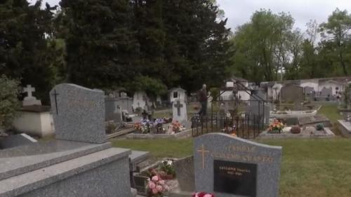 Gard : des tombes vandalisées