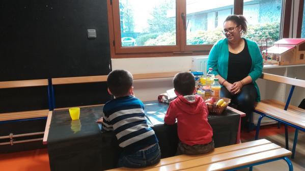 """L'opération """"petits-déjeuners à l'école"""", déjà en route dans un établissement du Val-de-Marne, plébiscitée par les parents"""