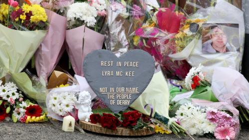 Irlande du Nord: la Nouvelle IRA admet sa responsabilité dans la mort d'une journaliste