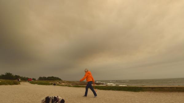 """Qu'est-ce que l'""""effet Sahara"""", ce phénomène qui entraîne un pic de pollution en Bretagne ?"""
