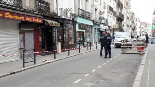 Nantes : un jeune homme abattu dans un bar du centre-ville