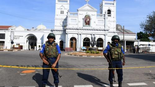 """Sri Lanka : les attentats ont été commis """"en représailles"""" aux attaques de mosquées à Christchurch, affirme le gouvernement"""
