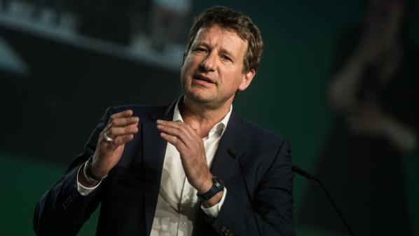 Activiste à Greenpeace, cofondateur d'EELV… Six choses à savoir sur Yannick Jadot, tête de liste des écologistes aux européennes