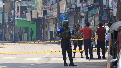 Sri Lanka : où en est l'enquête après les attentats qui ont fait au moins 359morts?
