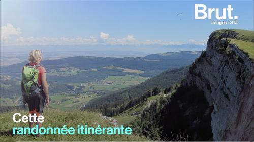 VIDEO. La Grande Traversée du Jura, une randonnée au cœur des montagnes