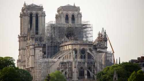 Notre-Dame : les conservateurs-restaurateurs s'estiment exclus des débats
