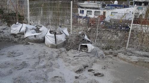 Nanterre : du béton a été déversé dans la Seine pendant plusieurs mois au cours d'un chantier