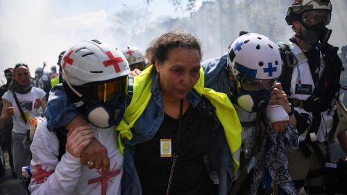 """""""Gilets jaunes"""" : la polémique sur l'utilisation du fichier SI-VIC dans les hôpitaux parisiens en cinq actes"""