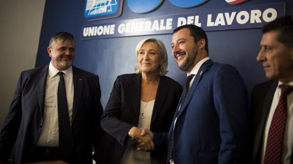 Une alliance entre les partis d'extrême droite au Parlement européen est-elle possible ?