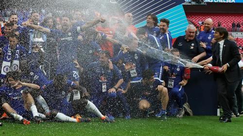 Foot : pour respecter les croyances religieuses de tous les joueurs, le vainqueur de la Cup ne recevra plus de champagne