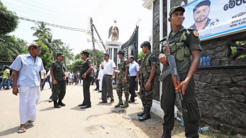 Attentats au Sri Lanka: 359 personnes sont mortes, selon un nouveau bilan