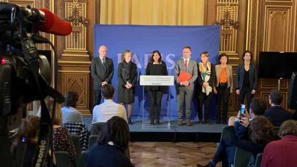 Municipales à Paris : l'équipe d'Anne Hidalgo va lancer son projet pour 2020 le 9 mai prochain