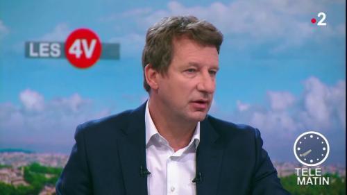 """Européennes 2019 : """"L'Europe est une grande partie de la solution"""", assure Yannick Jadot"""