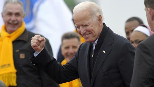 Etats-Unis : le démocrate Joe Biden se lance dans la course à la Maison Blanche