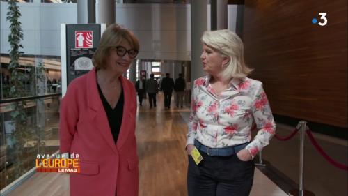 VIDEO. Les démocraties en Europe vues par Elisabeth Morin-Chartier, députée européenne