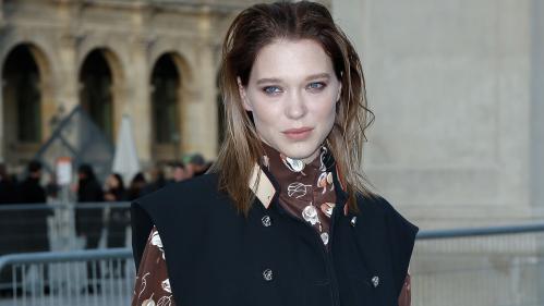 """Léa Seydoux figurera au casting du prochain """"James Bond"""", aux côtés de Daniel Craig et Rami Malek"""