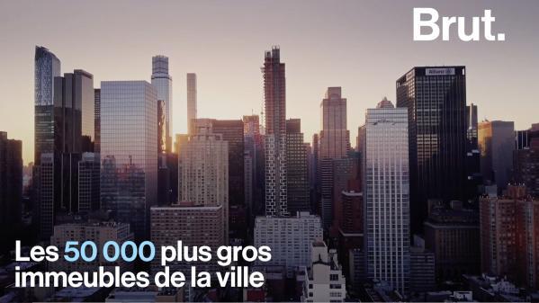 VIDEO. Climat : À New York, les bâtiments devront se mettre au vert
