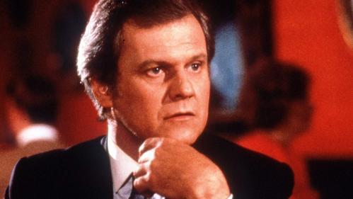 Ken Kercheval, ennemi juré de JR dans la série