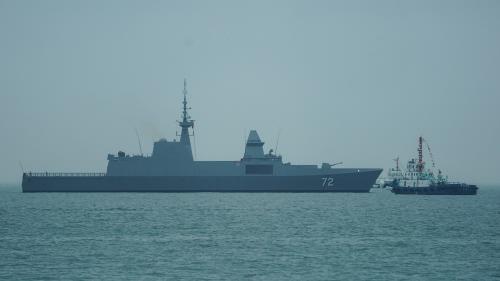 L'armée chinoise intercepte un navire de la marine française dans le détroit de Taïwan