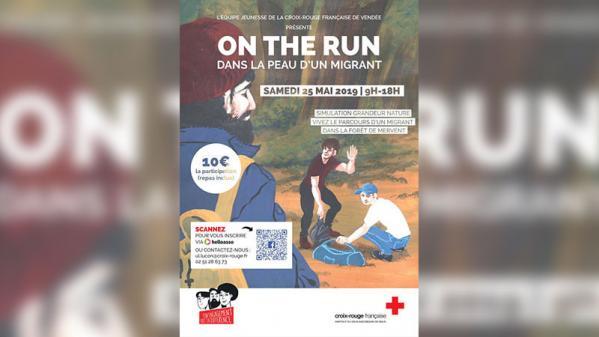"""""""On cherche à susciter des émotions"""" : la Croix-Rouge de Vendée se défend de faire du business autour des migrants"""