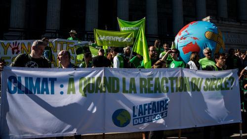 """VIDEO. """"Il est resté très sourd à l'urgence climatique"""" : quatre associations écologiques se disent """"déçues"""" des annonces d'Emmanuel Macron"""