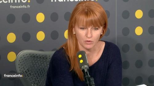 """VIDEO. """"Gilets jaunes"""" : Ingrid Levavasseur est """"très déçue"""" après la conférence de presse d'Emmanuel Macron"""