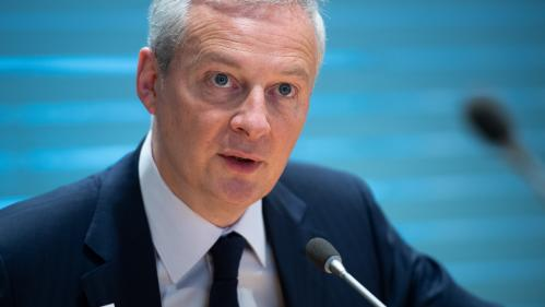 Bruno Le Maire propose que 15 millions de foyers fiscaux bénéficient de baisses d'impôt sur le revenu