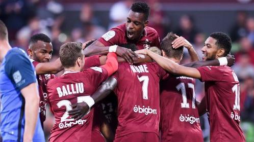 Foot : le FC Metz valide sa remontée en Ligue 1, un an après l'avoir quittée