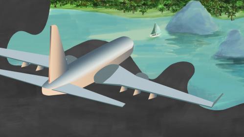 Hyperloop, énergie solaire, biocarburants… Pourra-t-on un jour voyager loin sans polluer ?