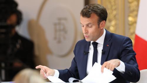 Ce que l'on sait des 5 milliards d'euros de baisse d'impôt sur le revenu annoncées par Emmanuel Macron