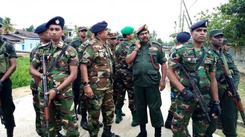 Au moins 15 morts lors d'un assaut contre le groupe Etat islamique au Sri Lanka