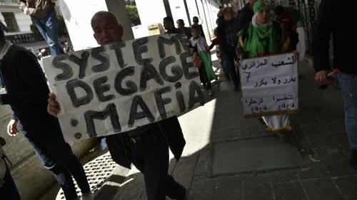 """""""Notre premier objectif, c'est qu'ils s'en aillent tous"""" : en Algérie, la mobilisation contre le régime se poursuit dans la rue"""