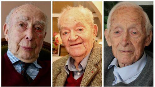 Débarquement de Normandie : trois vétérans français se souviennent de leur 6 juin 1944