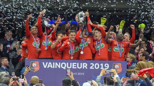 Coupe de France : Rennes remporte son premier titre dans l'élite depuis 1971