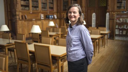 """Nathalie Loiseau se dit """"soulagée"""" de la suppression de l'ENA, qu'elle a dirigée pendant cinq ans"""