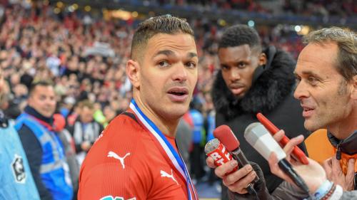 """VIDEO. Coupe de France : """"Il ne faut jamais sous-estimer son adversaire"""", Ben Arfa savoure sa revanche face au PSG"""