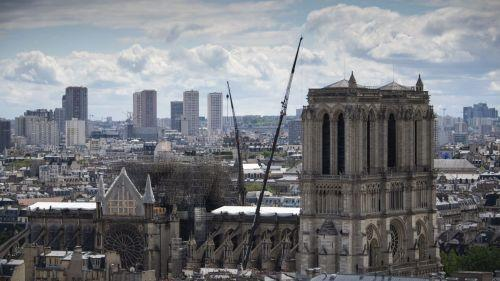 Notre-Dame : face au risque d'intoxication au plomb après l'incendie, les autorités donnent leurs recommandations