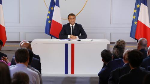 """Quel rôle va jouer """"la convention citoyenne sur l'écologie"""" annoncée par Emmanuel Macron dans la transition énergétique ?"""