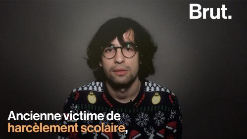 VIDEO. Harcelé à l'école, il crée un réseau social pour aider les autres victimes
