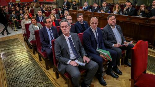Législatives en Espagne : cinq indépendantistes catalans élus alors qu'ils sont en prison