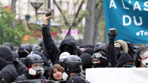 """Syndicats, """"gilets jaunes"""", black blocs… A quoi faut-il s'attendre pour les manifestations du 1er-Mai ?"""