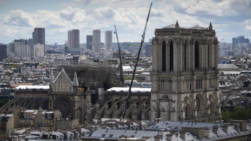 """Restauration de Notre-Dame : plus de 1 000 experts appellent Emmanuel Macron à éviter la """"précipitation"""""""