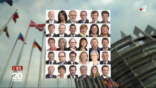 VIDEO. Elections européennes : qui sont les députés les moins assidus ?