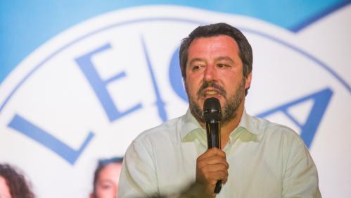 Italie : Matteo Salvini affaibli pour les européennes