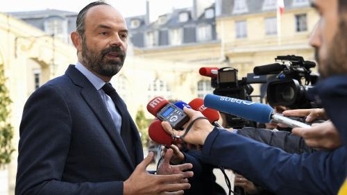 Le gouvernement se réunit avec des parlementaires pour mettre en application les annonces d'Emmanuel Macron